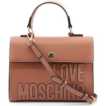 laukut Naiset Käsilaukut Love Moschino JC4177PP1DLH0611 Vaaleanpunaiset