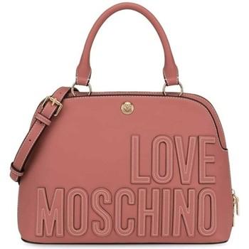 laukut Naiset Käsilaukut Love Moschino JC4176PP1DLH0611 Vaaleanpunaiset