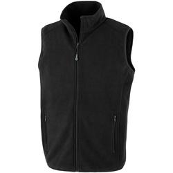vaatteet Miehet Neuleet / Villatakit Result Genuine Recycled R904X Black