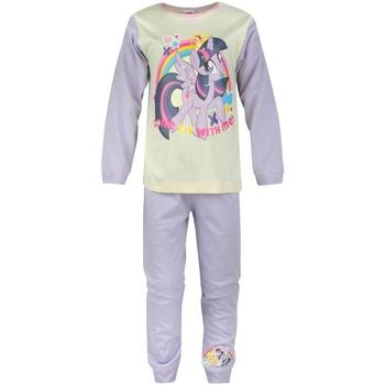 vaatteet Tytöt pyjamat / yöpaidat My Little Pony  Multicoloured