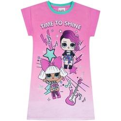 vaatteet Tytöt pyjamat / yöpaidat Lol Surprise!  Pink