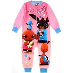 vaatteet Tytöt pyjamat / yöpaidat Bing Bunny  Pink