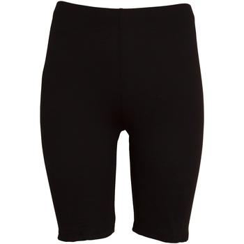 vaatteet Naiset Shortsit / Bermuda-shortsit Brave Soul  Black