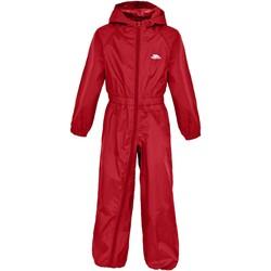 vaatteet Lapset Jumpsuits / Haalarit Trespass  Red