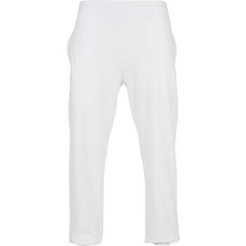 vaatteet Housut Build Your Brand BB002 White