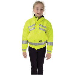 vaatteet Lapset Pusakka Hyviz  Yellow