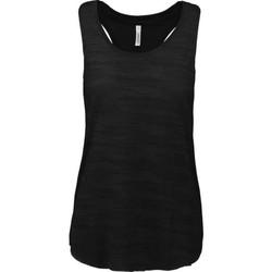 vaatteet Naiset Hihattomat paidat / Hihattomat t-paidat Proact PA4009 Black