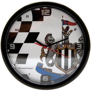 Koti Seinäkellot Newcastle United Fc TA7784 Black/White
