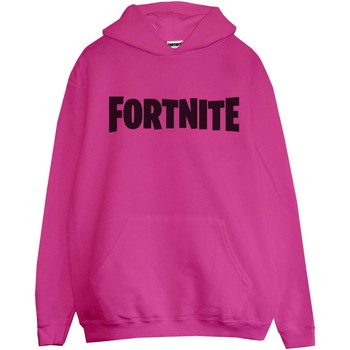 vaatteet Naiset Fleecet Fortnite  Pink