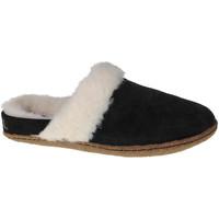 kengät Naiset Tossut Sorel Nakiska Slide II Noir
