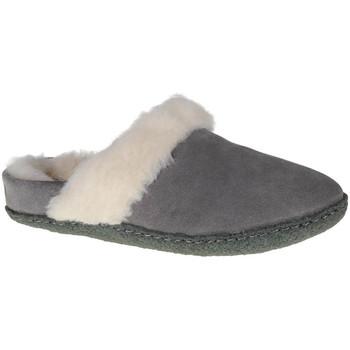 kengät Naiset Tossut Sorel Nakiska Slide II Grise
