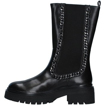 kengät Naiset Saappaat Apepazza F1COMBAT17/LEA BLACK