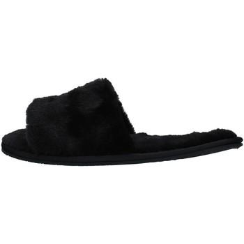 kengät Naiset Tossut Calvin Klein Jeans HW0HW00634 BLACK