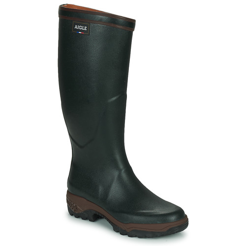 kengät Miehet Kumisaappaat Aigle PARCOURS 2 Green
