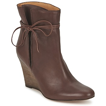 kengät Naiset Nilkkurit Atelier Voisin ORMENT Brown