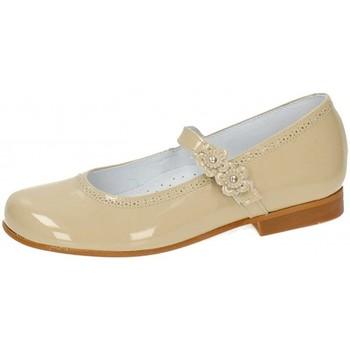 kengät Tytöt Balleriinat Bambinelli 25775-18 Ruskea