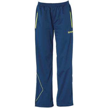 vaatteet Naiset Housut Kempa Pantalon Femme Curve Classic bleu/jaune
