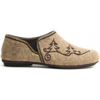 kengät Miehet Tossut Northome 71988 BEIGE