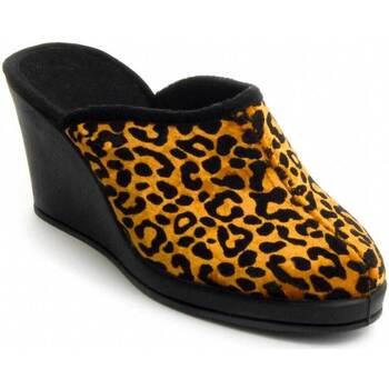 kengät Naiset Tossut Northome 72017 ORANGE
