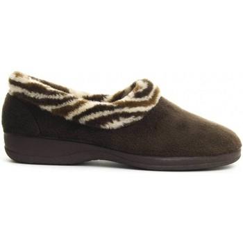kengät Naiset Tossut Northome 72031 BROWN