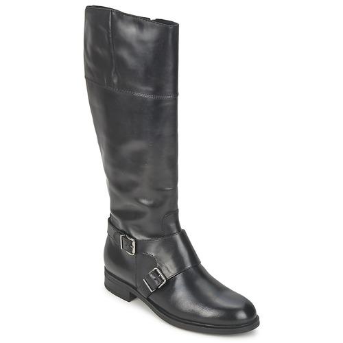 kengät Naiset Saappaat Carvela WAX Black