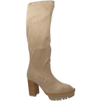 kengät Naiset Saappaat Pedro Miralles  Beige
