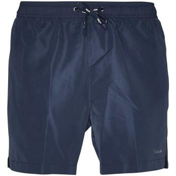 vaatteet Miehet Uima-asut / Uimashortsit Calvin Klein Jeans KM0KM00041 Sininen