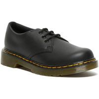 kengät Lapset Derby-kengät Dr Martens 26337001 Musta