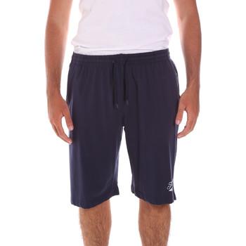 vaatteet Miehet Shortsit / Bermuda-shortsit Key Up 2G33S 0001 Sininen