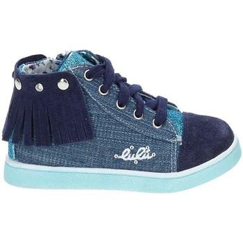 kengät Lapset Tennarit Lulu LX070033T Sininen