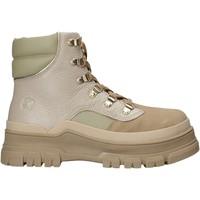 kengät Naiset Bootsit Apepazza F1SALLY10/TEX Beige