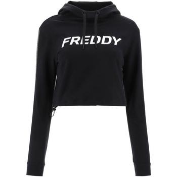 vaatteet Naiset Svetari Freddy F1WFTS3 Musta