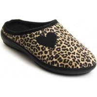 kengät Naiset Tossut Northome 71783 BROWN