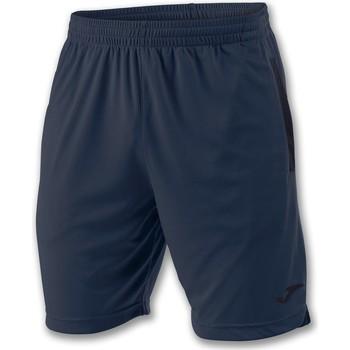 vaatteet Miehet Shortsit / Bermuda-shortsit Joma Miami Mustat
