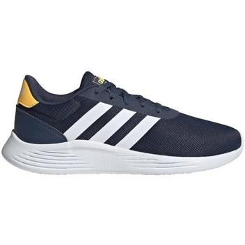 kengät Lapset Fitness / Training adidas Originals Lite Racer 20 K Mustat
