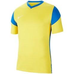 vaatteet Miehet Lyhythihainen t-paita Nike Drifit Park Derby Iii Keltaiset