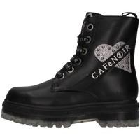 kengät Tytöt Nilkkurit Café Noir C-1440 BLACK