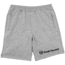 vaatteet Miehet Shortsit / Bermuda-shortsit Sergio Tacchini Short  Asis S hea/grey