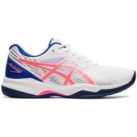 kengät Naiset Tenniskengät Asics Gelgame 8 Valkoiset