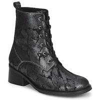 kengät Naiset Bootsit Tiggers ROMA Black