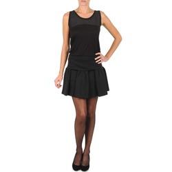vaatteet Naiset Hame Manoush JUPE MERINGUE Black