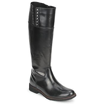 kengät Naiset Saappaat Tosca Blu ALINE BOTTE Black
