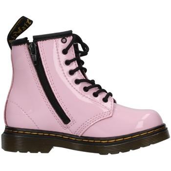 kengät Tytöt Nilkkurit Dr Martens 1460T PINK