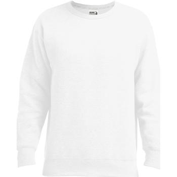vaatteet Miehet Svetari Gildan GD049 White