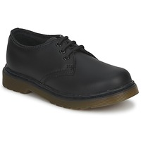kengät Lapset Derby-kengät Dr Martens Dm J Shoe Musta