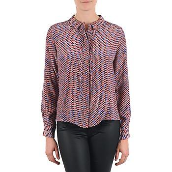 vaatteet Naiset Paitapusero / Kauluspaita Antik Batik DONAHUE Monivärinen
