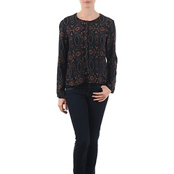 vaatteet Naiset Topit / Puserot Antik Batik VEE Black