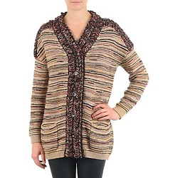 vaatteet Naiset Neuleet / Villatakit Antik Batik WAYNE Beige