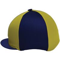 Asusteet / tarvikkeet Lippalakit Hyfashion  Navy/Yellow