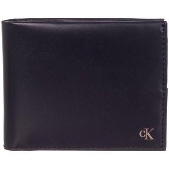 laukut Miehet Lompakot Calvin Klein Jeans Mono Hardware Mustat